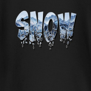 snow - Baby Long Sleeve T-Shirt