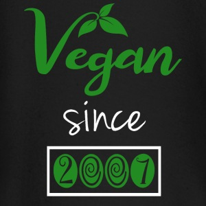 Vegan since 2007 - Baby Long Sleeve T-Shirt