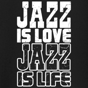 I love jazz - Baby Long Sleeve T-Shirt