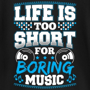 DJ - LIFE IS TO SHORT - Baby Long Sleeve T-Shirt