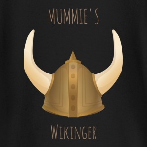 Mummie's Vikings - Baby Long Sleeve T-Shirt