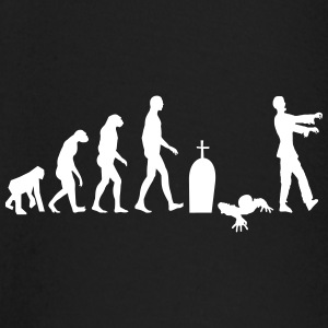 Zombie evolution - Baby Long Sleeve T-Shirt