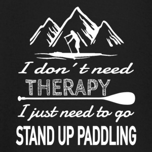 Geen therapie nodig - Stand Up Paddling - T-shirt