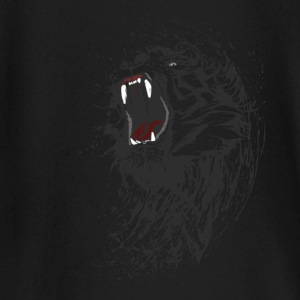 tiger black lion wild bit cool blood gang is fun - Baby Long Sleeve T-Shirt