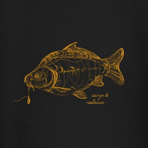 carp and release - Baby Long Sleeve T-Shirt