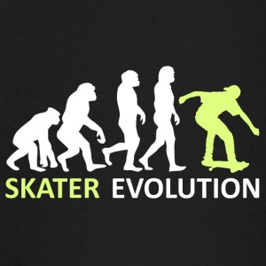 ++ ++ Skater Evolution - Baby Long Sleeve T-Shirt