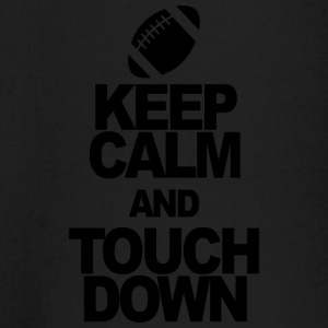 KEEP CALM AND TOUCHDOWN - Baby Long Sleeve T-Shirt