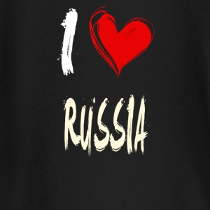 I love russia - Baby Long Sleeve T-Shirt