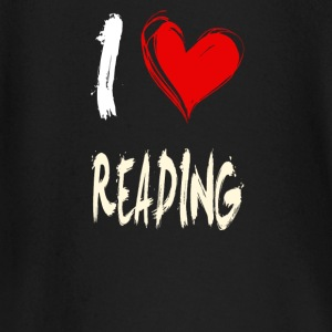 I love to read - Baby Long Sleeve T-Shirt