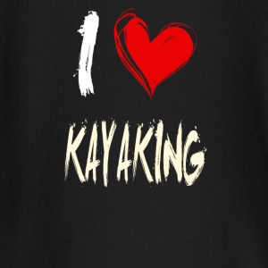 I love kayaking - Baby Long Sleeve T-Shirt