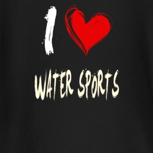 I love water sports - Baby Long Sleeve T-Shirt
