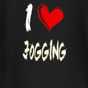 I love jogging - Baby Long Sleeve T-Shirt