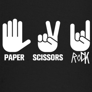 rock paper scissors - Baby Long Sleeve T-Shirt