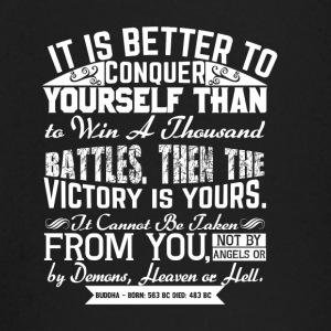 Conquer Yourself - Baby Long Sleeve T-Shirt