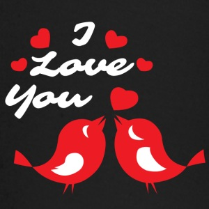 Tortelduiven I love you - T-shirt