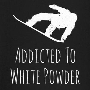 Addicted to White Powder - Baby Long Sleeve T-Shirt