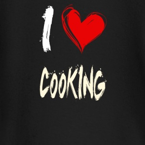 I love to cook - Baby Long Sleeve T-Shirt