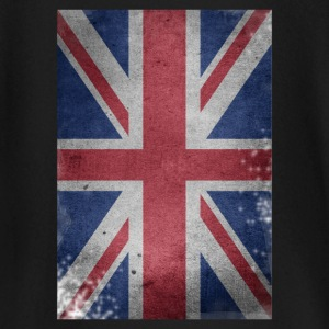 gb-flag Britain English Union Jack destroyed UK - Baby Long Sleeve T-Shirt