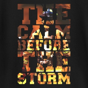 Firemen The Calm Before The Storm Fire Edition - Baby Long Sleeve T-Shirt