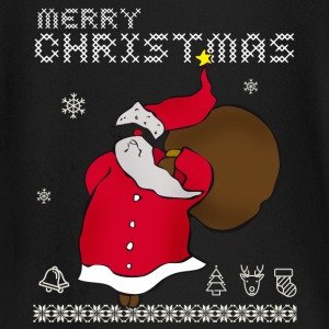 santa claus Santa Claus ugly Design Xmas - Baby Long Sleeve T-Shirt