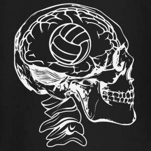 Volleyball in the head - Baby Long Sleeve T-Shirt