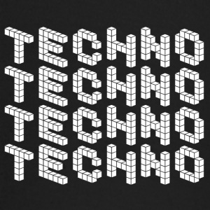 TECHNO SHIRT / CLUBWEAR - Baby Long Sleeve T-Shirt