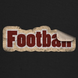 Football Sticker - Baby Langarmshirt