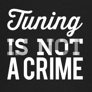 Tuning is not a crime - Baby Long Sleeve T-Shirt
