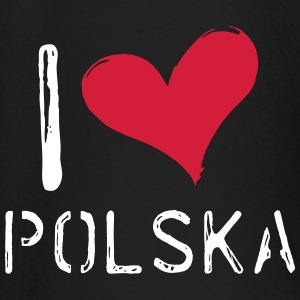 I love Polska - Baby Long Sleeve T-Shirt