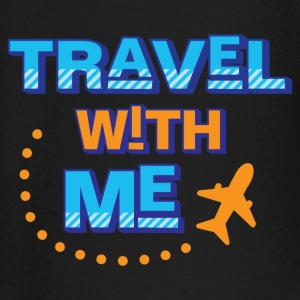Travel with me - Baby Long Sleeve T-Shirt