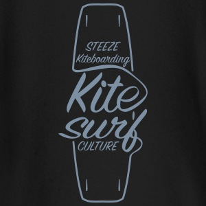 Kitesurf Culture Board Design - Baby Long Sleeve T-Shirt