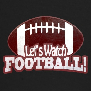 Let's Watch FOOTBALL - Baby Long Sleeve T-Shirt