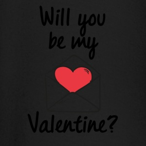Will you be my Valentine? - Baby Long Sleeve T-Shirt