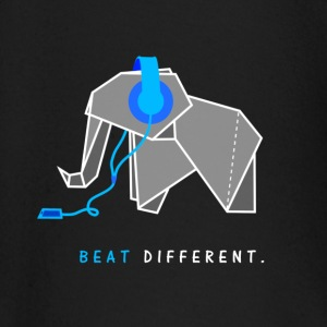 beat different elephant - Baby Long Sleeve T-Shirt