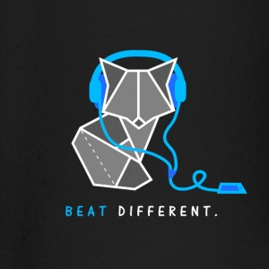 Beat different Fuchs - Baby Langarmshirt