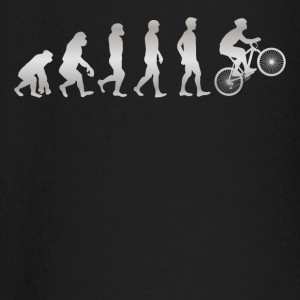 It's just evolution - MOUNTAIN - Baby Long Sleeve T-Shirt