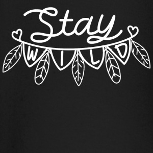 Stay Wild spell - Baby Long Sleeve T-Shirt