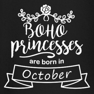 Princess birthday gift in October - Baby Long Sleeve T-Shirt
