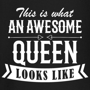 Awesome Queen - Baby Langarmshirt