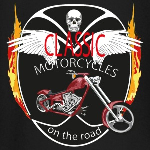 bike, chopper, motorcycle - Baby Long Sleeve T-Shirt