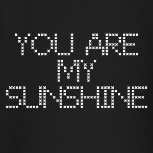 You are my sunshine - Maglietta a manica lunga per bambini