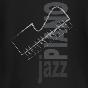 Jazz Piano - Baby Long Sleeve T-Shirt