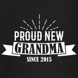 Grandma since 2015 Gift - Baby Long Sleeve T-Shirt