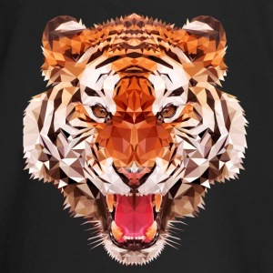 tiger low - Baby Long Sleeve T-Shirt