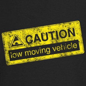 caution lowmovingvehicle by GusiStyle - Baby Langarmshirt