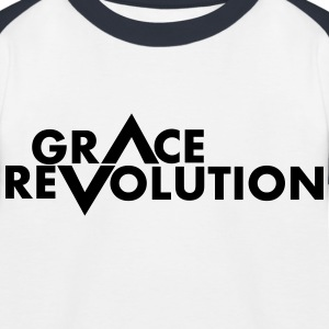 Grace Revolution - Revolution Grace - Baseball-T-skjorte for barn