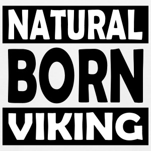 Natural_Born_Viking - Kinder Baseball T-Shirt