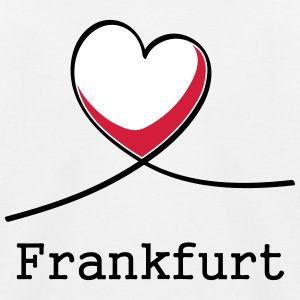 I love Frankfurt! - Kids' Baseball T-Shirt