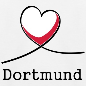 I love Dortmund! - Kids' Baseball T-Shirt