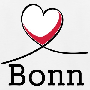 I love Bonn! - Kids' Baseball T-Shirt